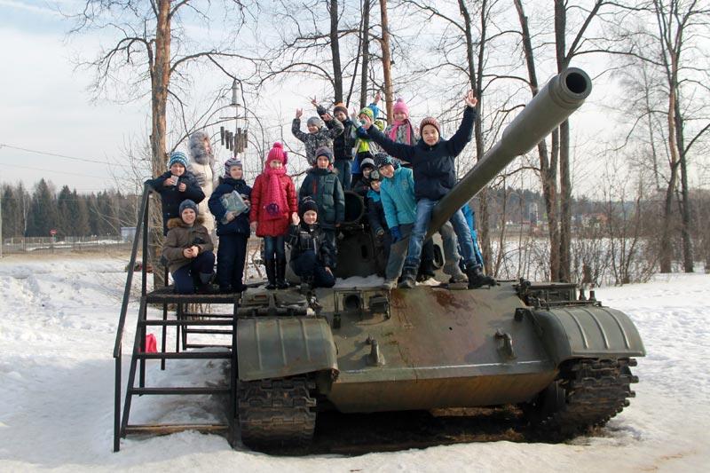 Экскурсии в музейный комплекс «История Танка Т-34»