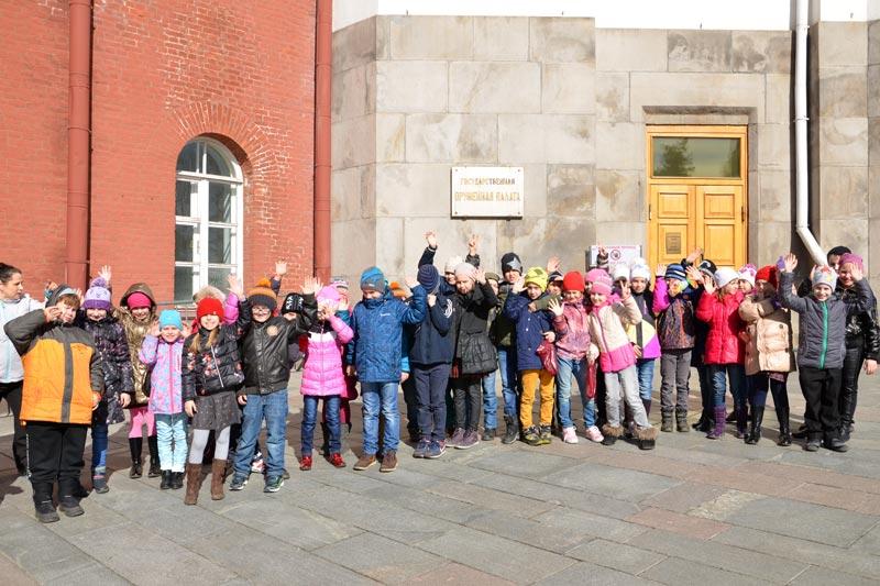 Музей ФСБ и оружейная палата - экскурсии совета депутатов Солнцево